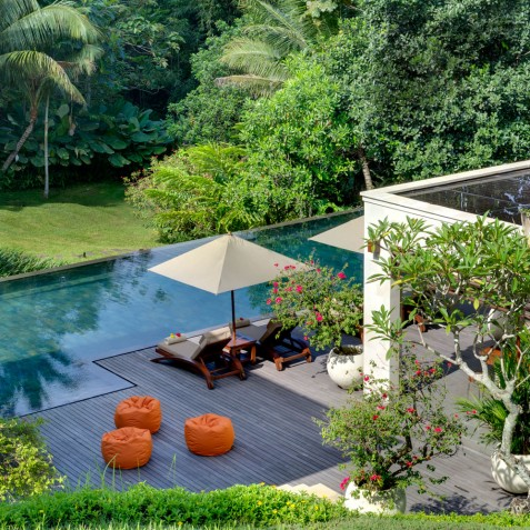 The Arsana Estate - Garden and Pool - Tabanan, Bali
