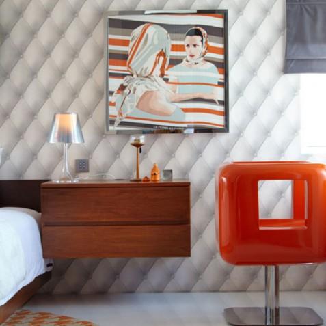 Luna2 Private Hotel - Seminyak, Bali - Orange Room