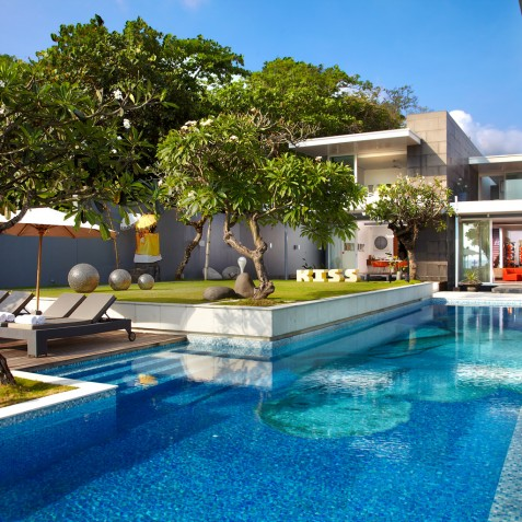 Luna2 Private Hotel - Pool and Garden - Seminyak, Bali