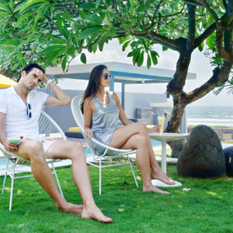 Luna2 Private Hotel - Seminyak, Bali - Poolside