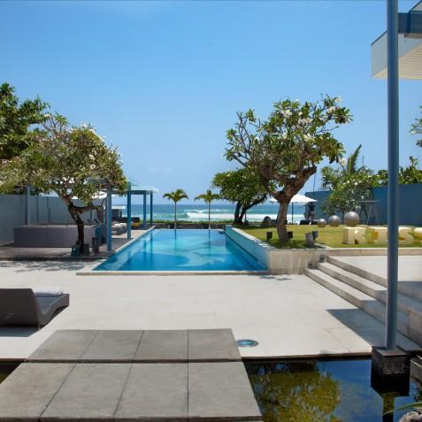 Luna2 Private Hotel - View to Beach - Seminyak, Bali