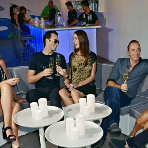 Luna2 Studiotel Bali - Space Rooftop Bar - Seminyak, Bali