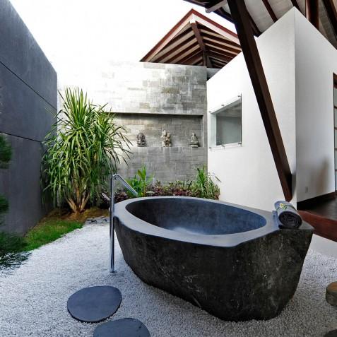 The Layar - 1 Bedroom Villa - Bathtub - Seminyak, Bali