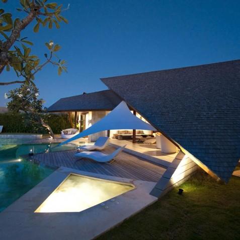 The Layar - 3 Bedroom Villa - Design Angles - Seminyak, Bali