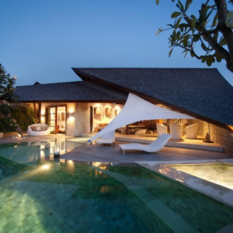 The Layar - 3 Bedroom Villa - Night Jacuzzi - Seminyak, Bali