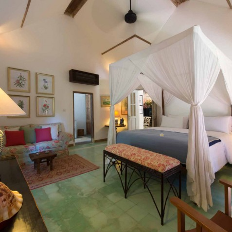The Orchard House - Guest Bedroom - Seminyak, Bali