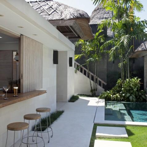 Villa Adasa - Bar - Seminyak, Bali