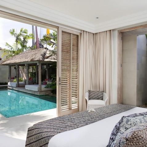 Villa Adasa - Guest Bedroom One - Seminyak, Bali