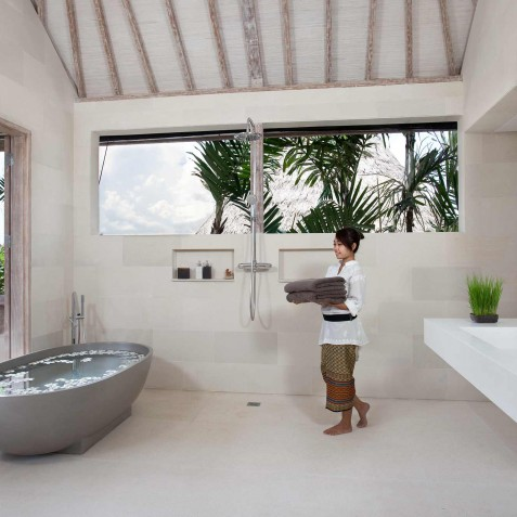 Villa Adasa - Master Bathroom - Seminyak, Bali