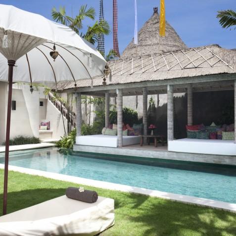 Villa Adasa - Pool Side - Seminyak, Bali