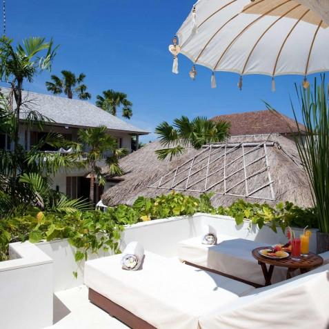Villa Adasa - Sundeck - Seminyak, Bali
