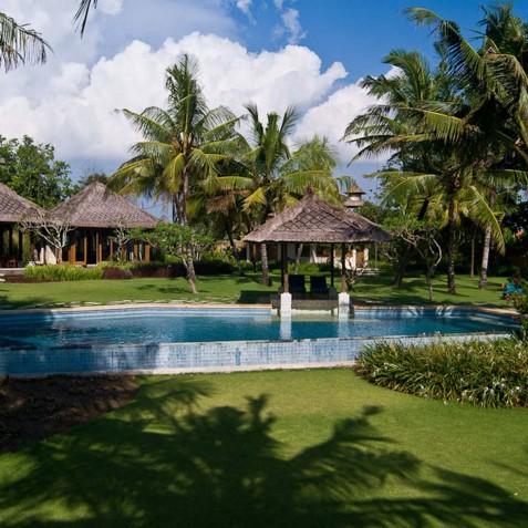 Villa Arika Bali - Gardens and Pool - Canggu, Bali
