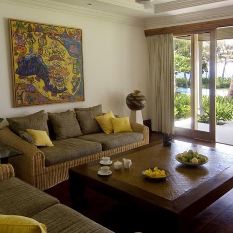 Villa Arika Bali - Indoor Living - Canggu, Bali
