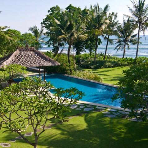Villa Arika Bali - Master Bedroom View - Canggu, Bali