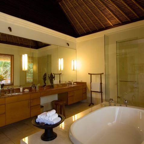 Villa Arika Bali - Master Bathroom - Canggu, Bali