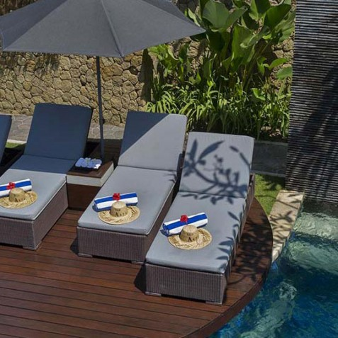 Villa Asta Bali - Deck Chairs - Seminyak, Bali