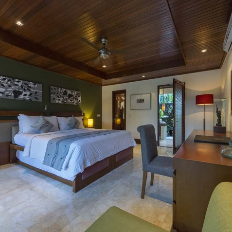 Villa Asta Bali - Guest Bedroom Two - Seminyak, Bali