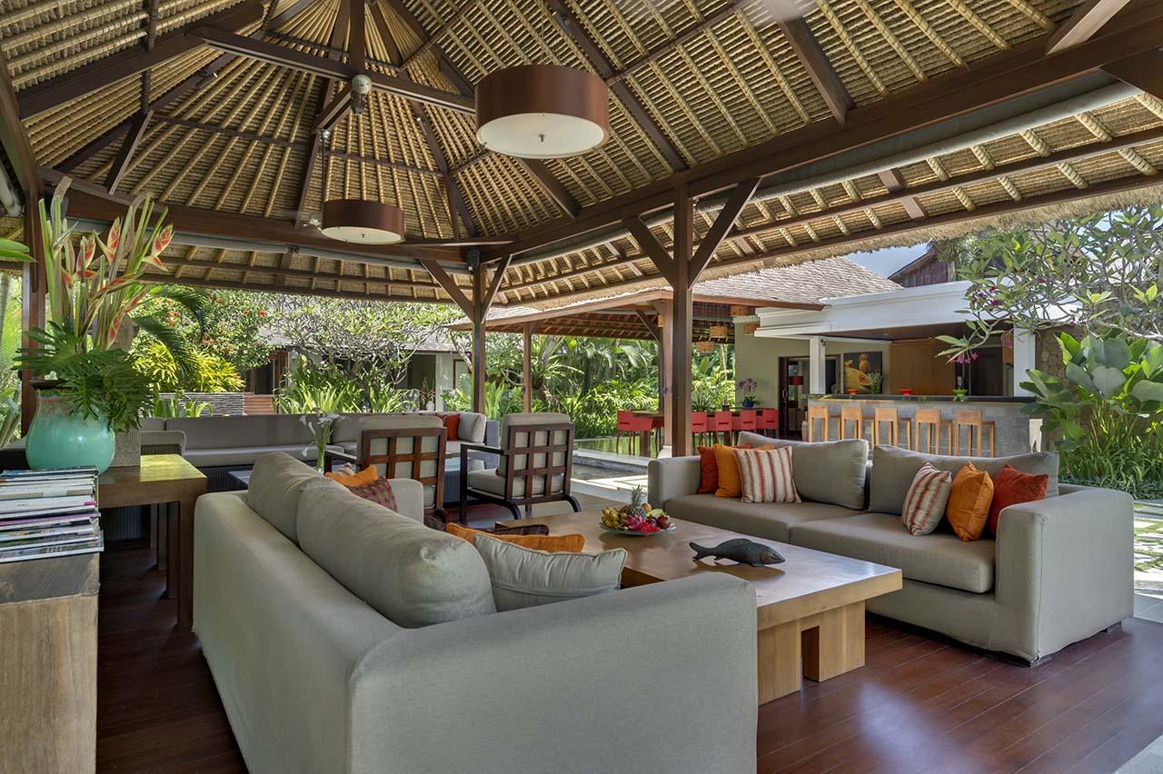 Villa Asta Bali - Living Area - Seminyak, Bali