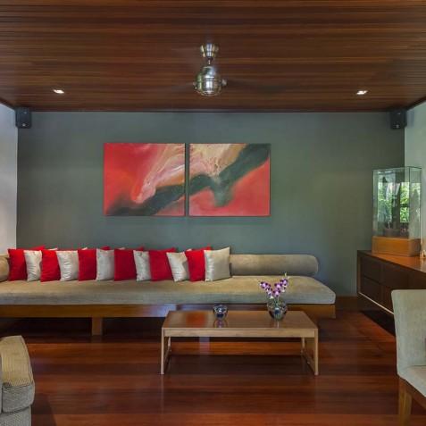 Villa Asta Bali - Media Room - Seminyak, Bali