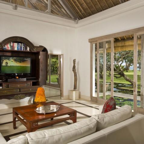 Villa Atas Ombak Bali - Entertainment Room - Seminyak, Bali