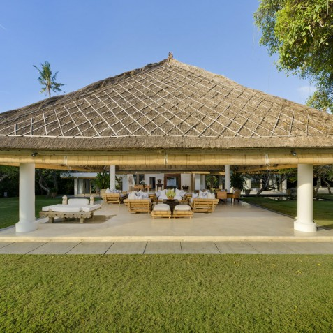 Villa Atas Ombak Bali - Living Pavilion - Seminyak, Bali