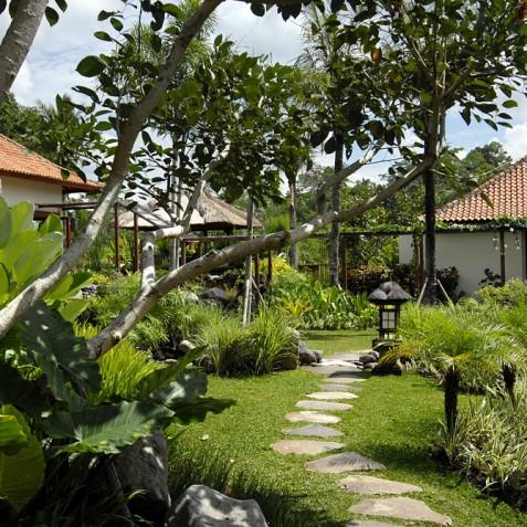 Villa Bayad Bali - Garden - Ubud, Bali
