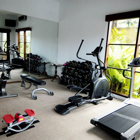 Villa Bayad Bali - The Gym - Ubud, Bali