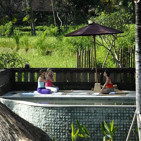 Villa Bayad Bali - In-house Yoga - Ubud, Bali