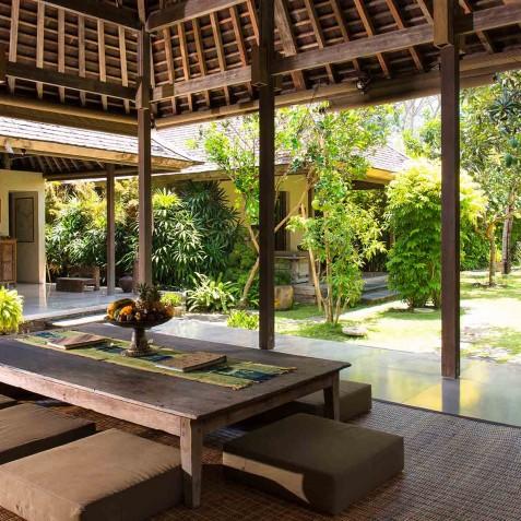 Villa Belong Dua - Seseh-Tanah Lot, Bali - Dining Areas