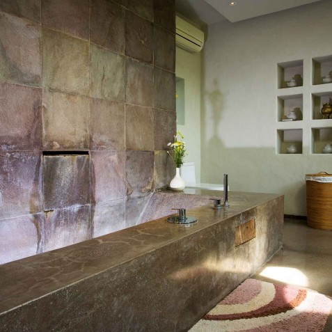 Villa Belong Dua - Seseh-Tanah Lot, Bali - Ensuite Bathroom