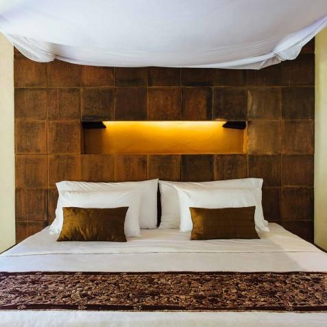 Villa Belong Dua - Seseh-Tanah Lot, Bali - Guest Bedroom