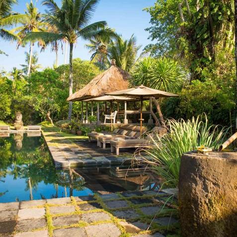 Villa Belong Dua - Seseh-Tanah Lot, Bali - Gardens