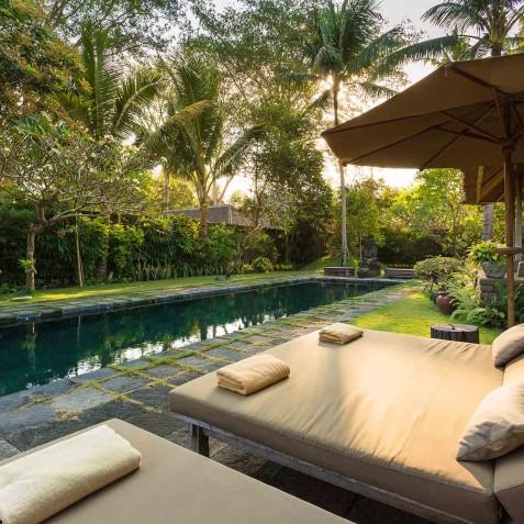 Villa Belong Dua - Seseh-Tanah Lot, Bali - Sun Loungers
