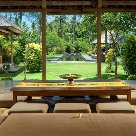 Villa Belong Dua - Seseh-Tanah Lot, Bali - Javanese Dining