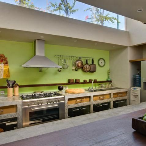 Villa Belong Dua - Seseh-Tanah Lot, Bali - Kitchen