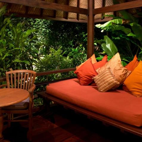Villa Bougainvillea Bali - Garden Suite Veranda - Canggu, Bali