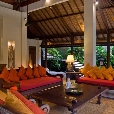 Villa Bougainvillea Bali - Lounge - Canggu, Bali
