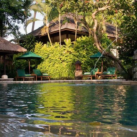 Villa Bougainvillea Bali - Pool and Sun Deck - Canggu, Bali
