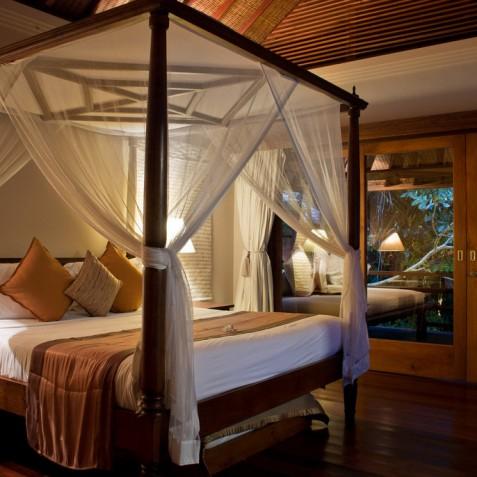 Villa Bougainvillea Bali - Poolside Suite Interior - Canggu, Bali