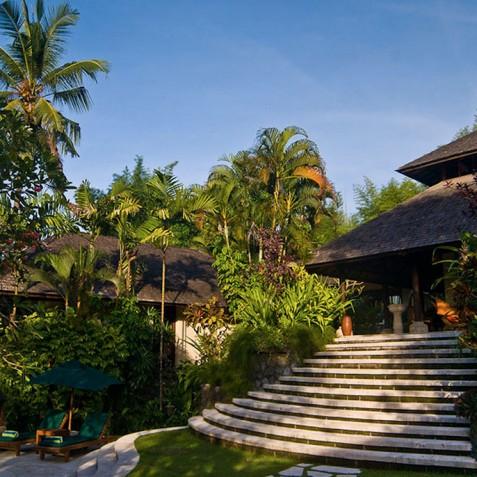 Villa Bougainvillea Bali - Main Living Pavilion - Canggu, Bali