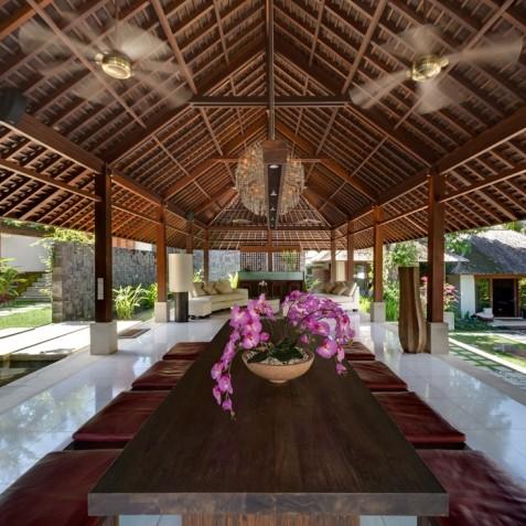 Villa Bunga Pangi Bali - Dining Area - Canggu, Bali