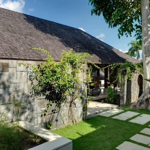 Villa Bunga Pangi Bali - Entrance - Canggu, Bali