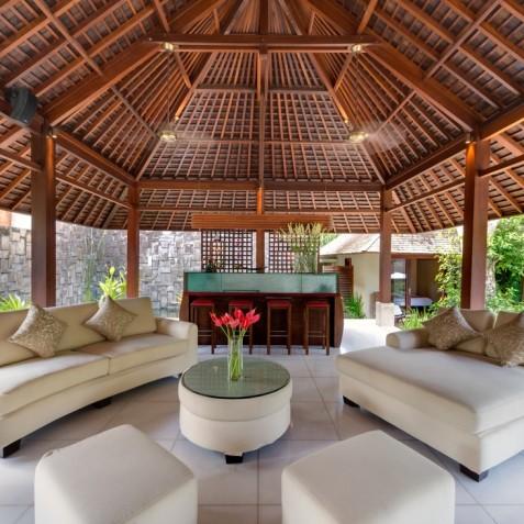 Villa Bunga Pangi Bali - Lounge and Bar - Canggu, Bali