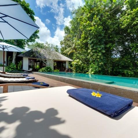 Villa Bunga Pangi Bali - Sun Loungers - Canggu, Bali