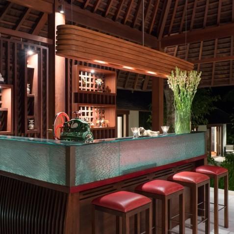Villa Bunga Pangi Bali - The Bar - Canggu, Bali