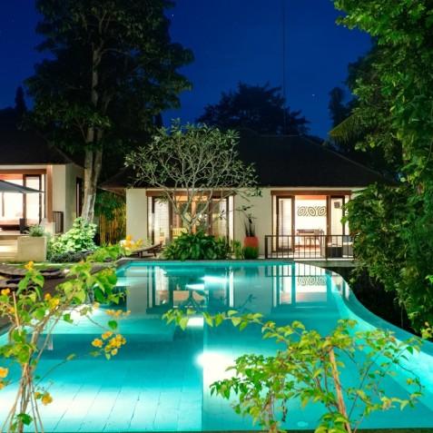 Villa Bunga Pangi Bali - Guest Suites across Pool - Canggu, Bali