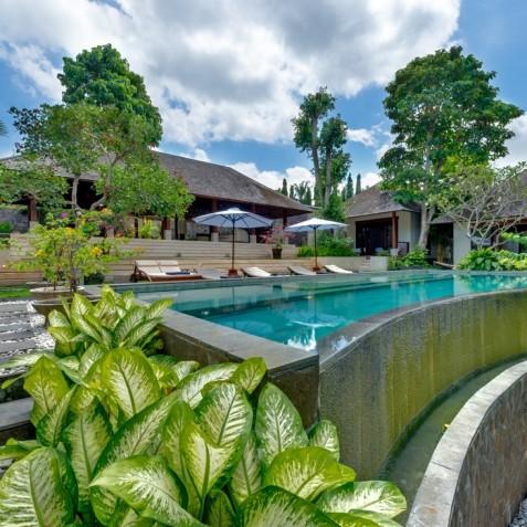 Villa Bunga Pangi - Villa View - Canggu, Bali