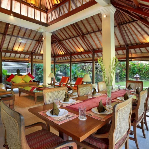 Villa Bunga Wangi Bali - Dining Area - Canggu, Bali
