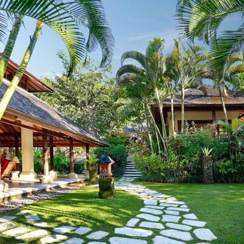 Villa Bunga Wangi Bali - Garden - Canggu, Bali