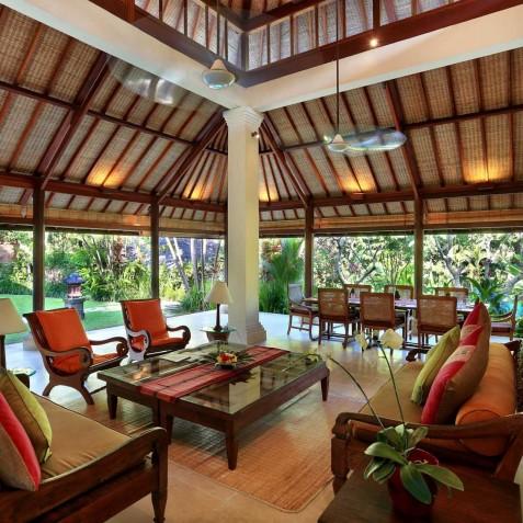 Villa Bunga Wangi Bali - Living Area - Canggu, Bali